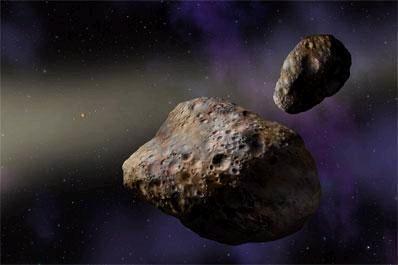 سیارک ( خرده سیاره )