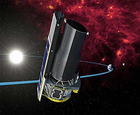 تلسکوپ فضایی هرشل تولد ستارگان را ضبط کرد